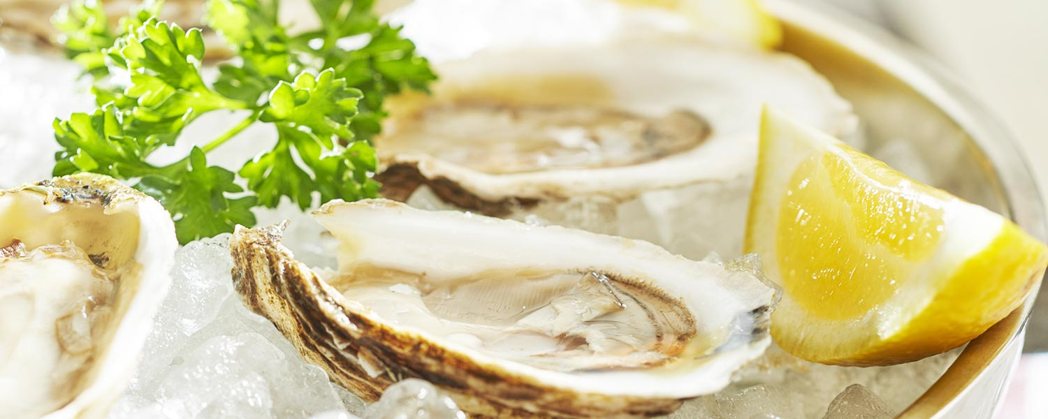 St Moritz Fresh Seafood Oyster