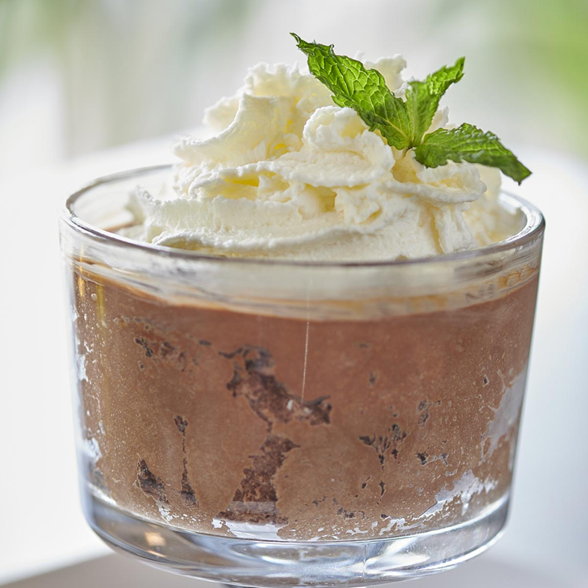 Mouthwatering Fresh Desserts Chocolate Mousse