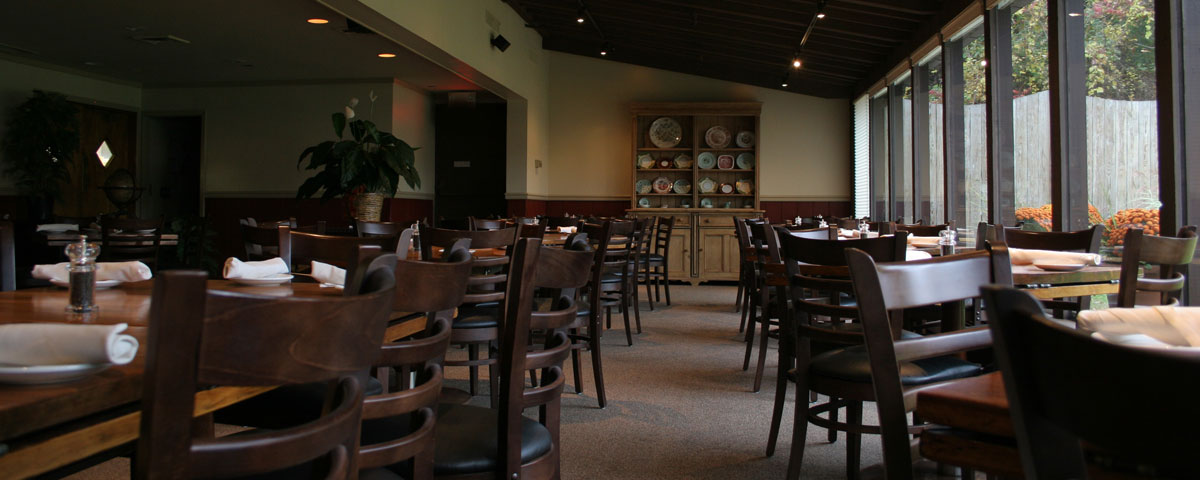 Mohawk Dining Room Reservations